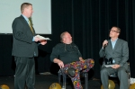 On Stage With Bruce Rinehart